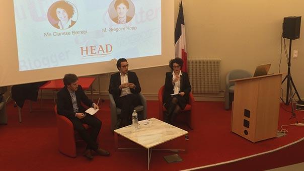 HEAD conférence 1 décembre