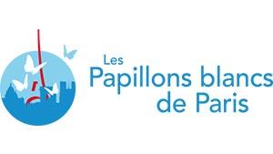 logo associations papillons blancs de paris