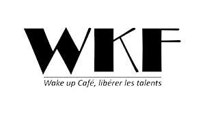 logo associations wake up cafe